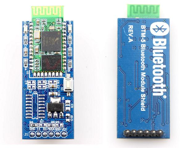 ArduCAM + Bluetooth Module = Wireless Image System