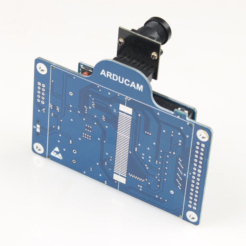 ArduCAM Shield Rev.B released, significant improvement!