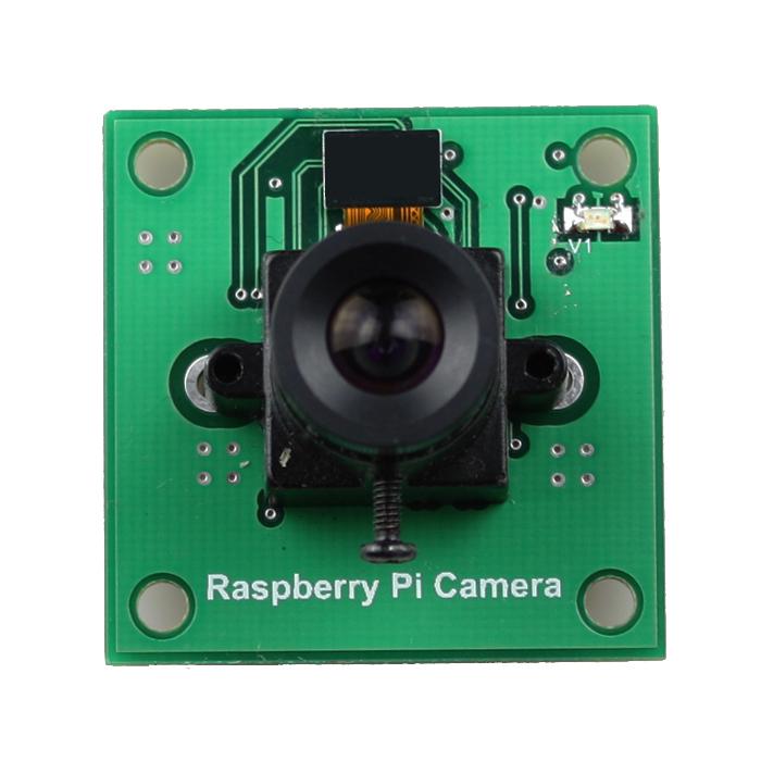 OV5647 Camera Module for Raspberry Pi Released