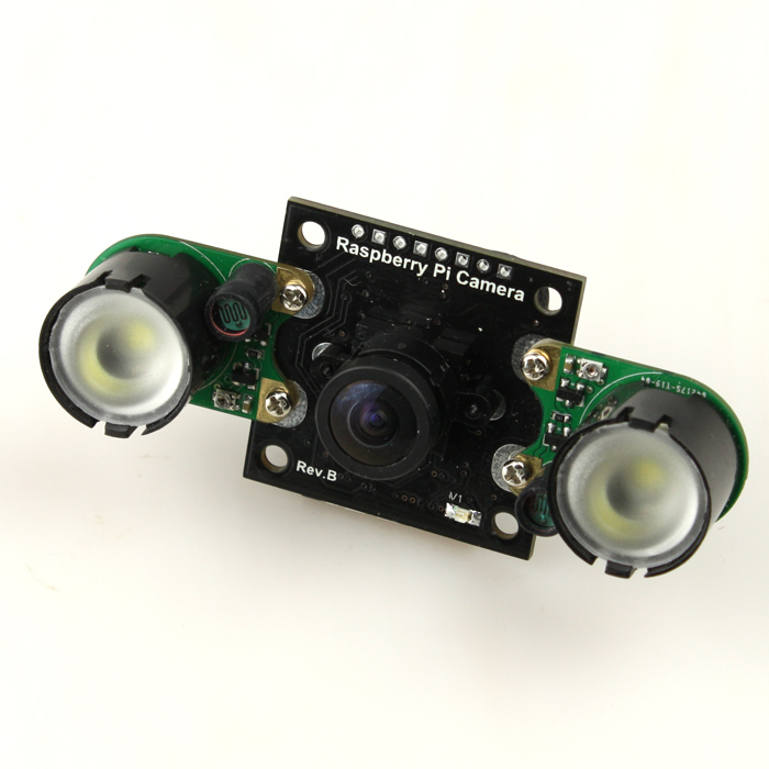 DON'T Use the Standard Raspberry Pi Camera Around Drones