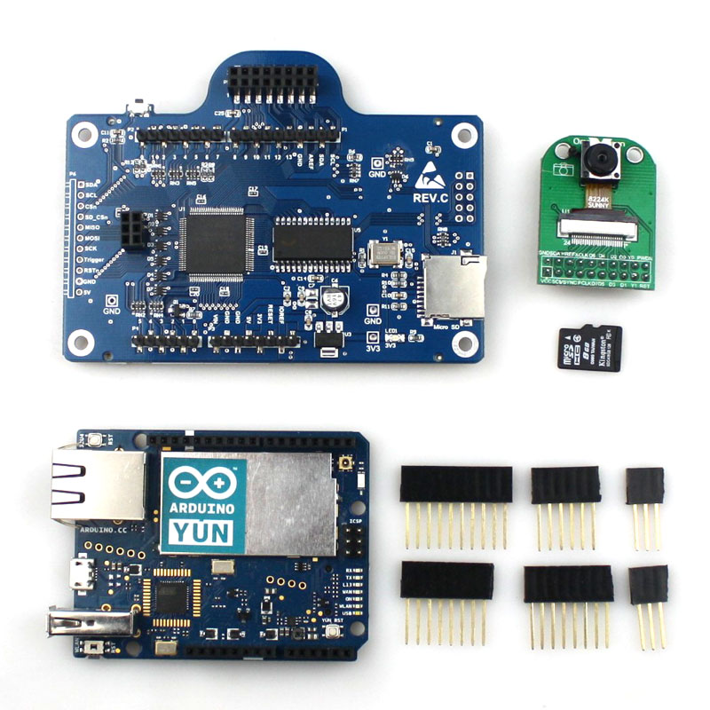 How to use ArduCAM shield on Arduino Yun | Camera solutions for