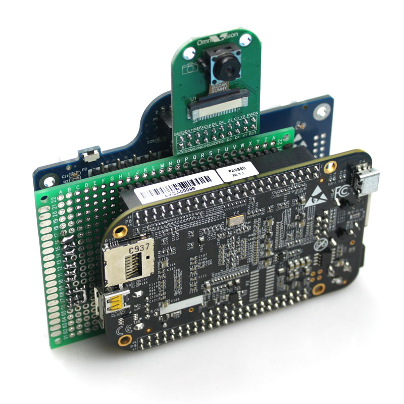 ArduCAM Now Support Rasbperry Beaglebone Black STM32 and More