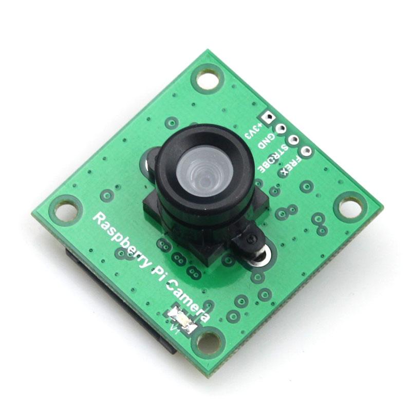 Rev.C OV5647 Camera for Raspberry Pi Improves the Optical Performance