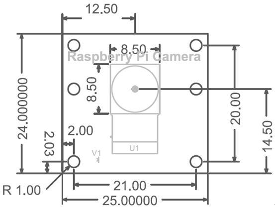 New Low Cost OV5647 Mini Camera Module for Raspberry Pi Now ... Raspberry Pi Camera Module Schematic on