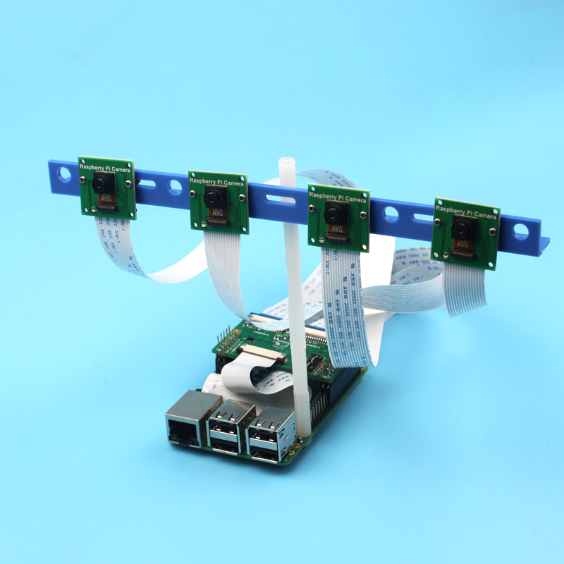 Multi Camera Adapter Module for Raspberry Pi - Camera