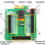 ArduCAM CC3200 WIFI Camera