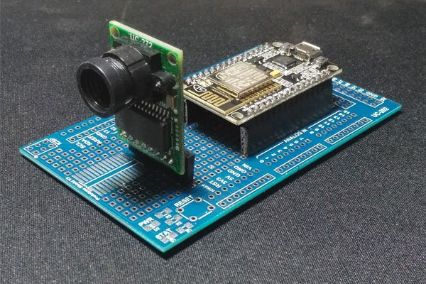 ArduCAM now Supports ESP8266 Arduino Board with WIFI