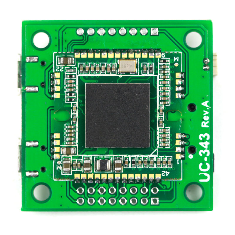 24 x 24mm Coin Size Raspberry Pi Compatible Board - Camera