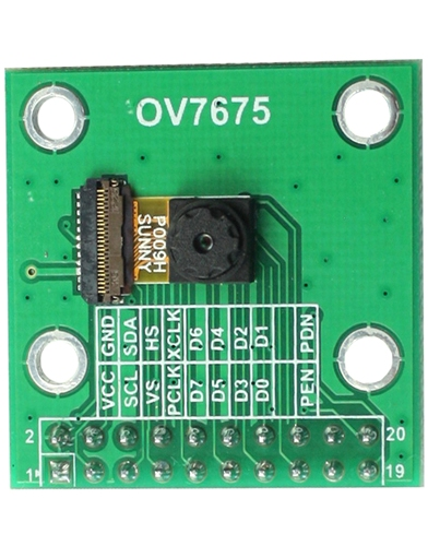 OV7675 Camera Breakout Board Image