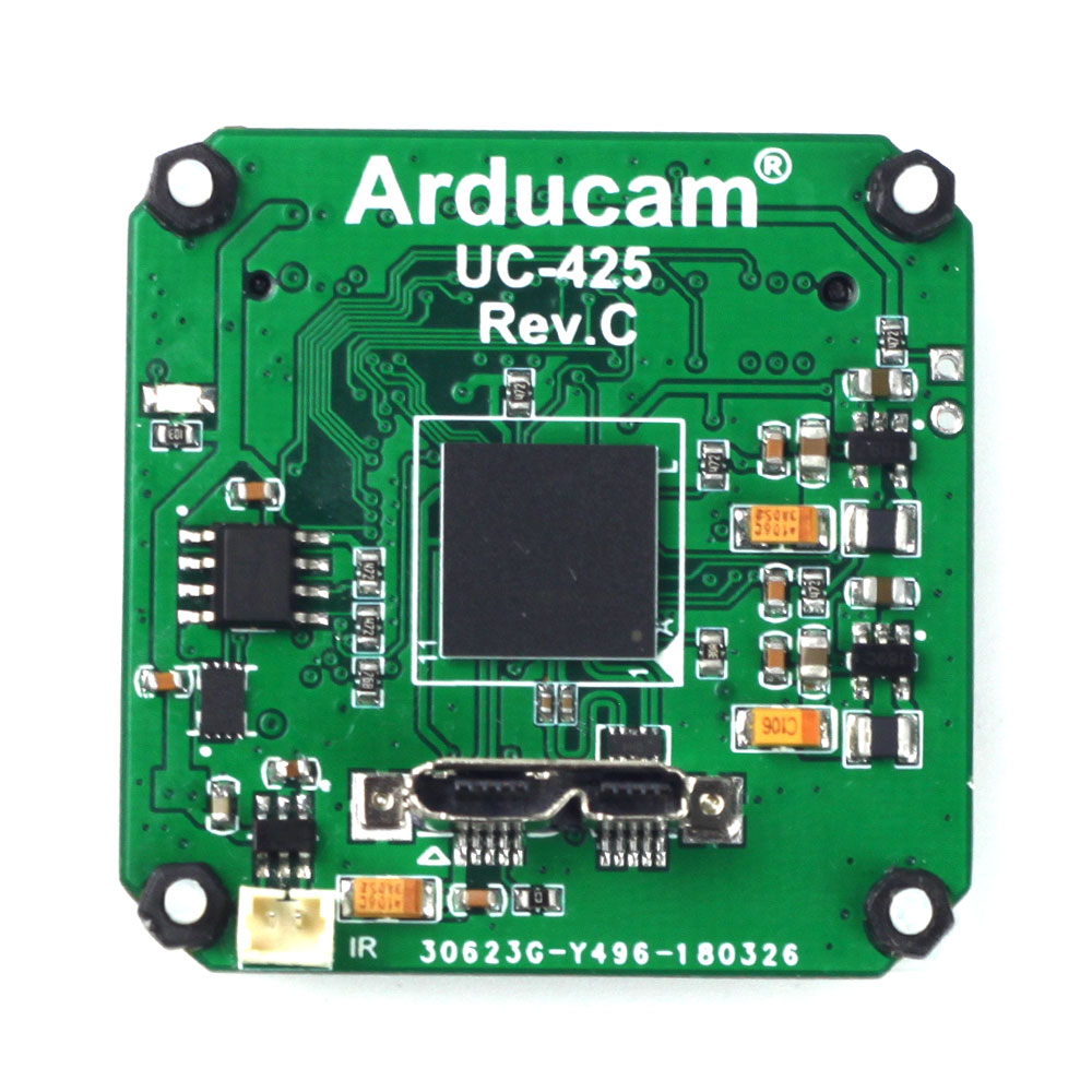 arduino based camera
