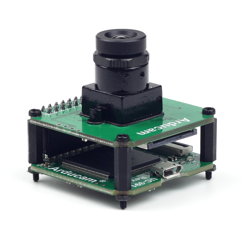 Introduction - Camera solutions for Raspberry Pi, Arduino
