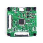 MJPEG YUV RGB H.264 UVC Camera Board