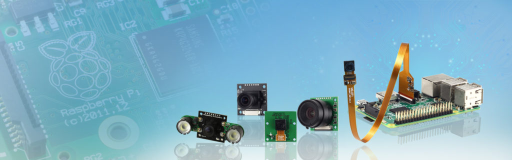RaspberryPi_camera lineup