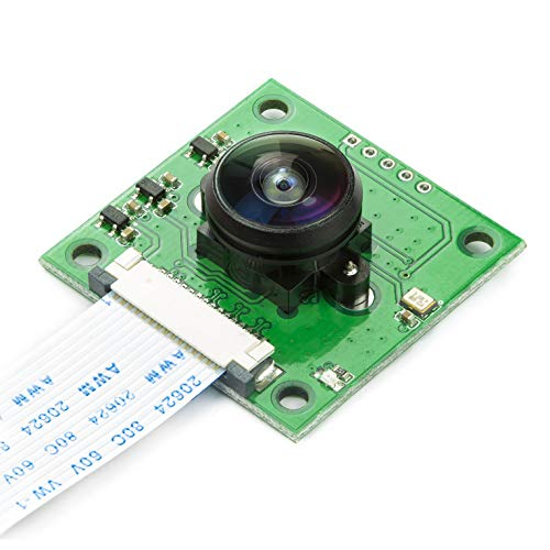 OV5647 Camera Board //w M12x0.5 mount Lens Fully Compatible With Raspberry Pi
