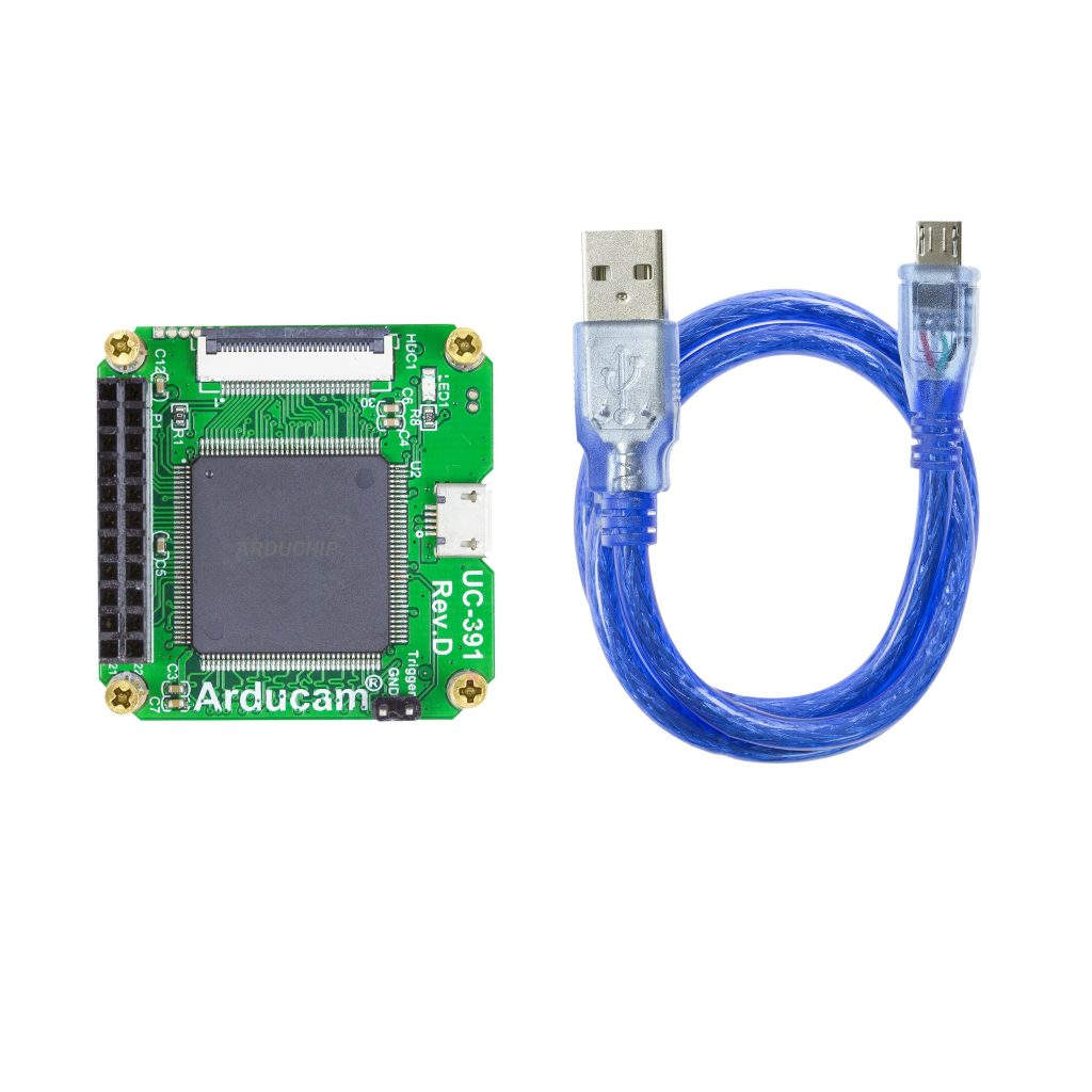 arducam usb 2 adapter packing list