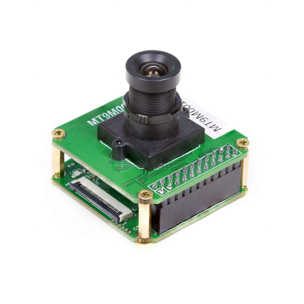 arducam usb 2 adapter mt9m001 front