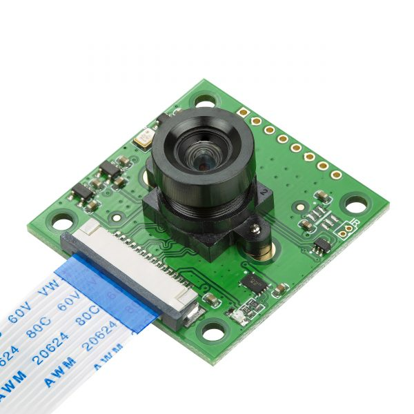 [B0103] Arducam 8MP Sony IMX219 camera module with M12 lens LS40136 for Raspberry Pi 1-1