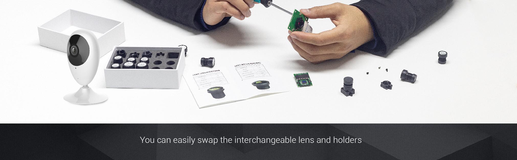 M12 Lens Kit Install