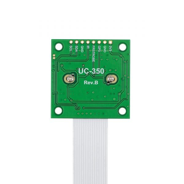 [B0103] Arducam 8MP Sony IMX219 camera module with M12 lens LS40136 for Raspberry Pi 1-2
