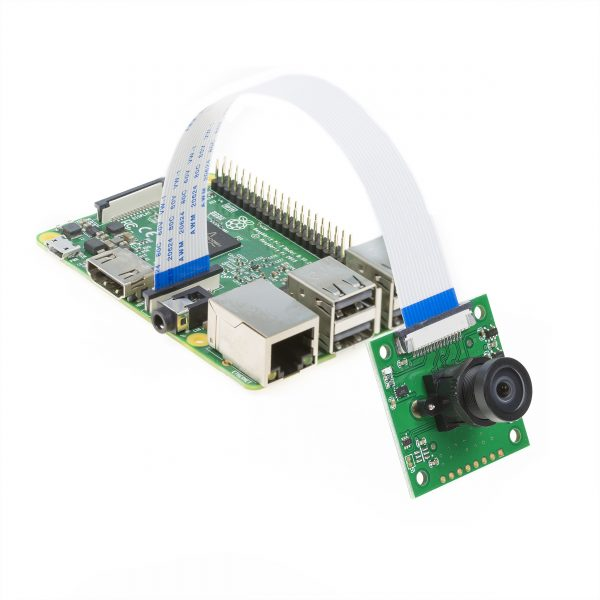 [B0103] Arducam 8MP Sony IMX219 camera module with M12 lens LS40136 for Raspberry Pi 1-3