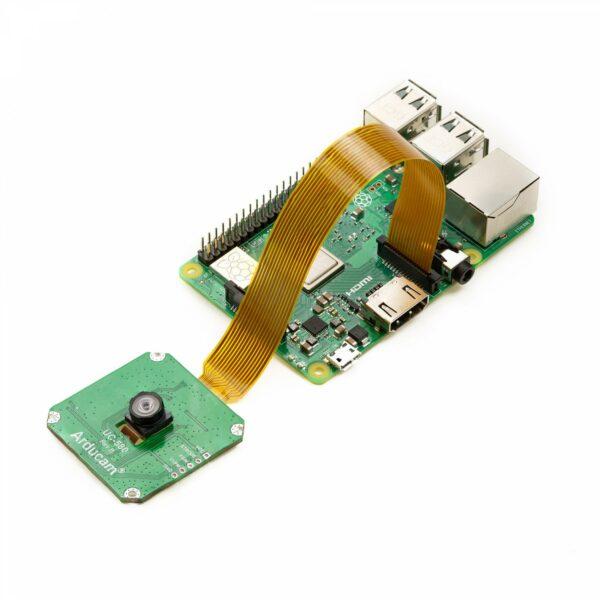 [B0162] Arducam OV9281 MIPI 1MP Monochrome Global Shutter Camera Module for Raspberry Pi 3