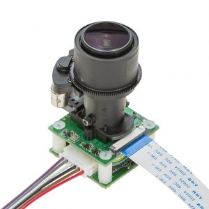 Pan/Tilt/Zoom (PTZ) Camera for Pi, camera module for raspberry pi