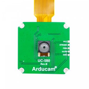 [B0162] Arducam OV9281 MIPI 1MP Monochrome Global Shutter Camera Module for Raspberry Pi 2