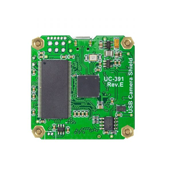 B0175 arducam usb camera shield rev e back