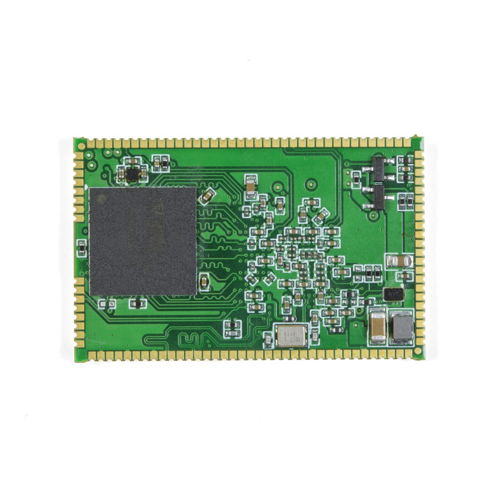 Shrink Your Raspberry Pi Into A 40x25mm SoM(System on Module)