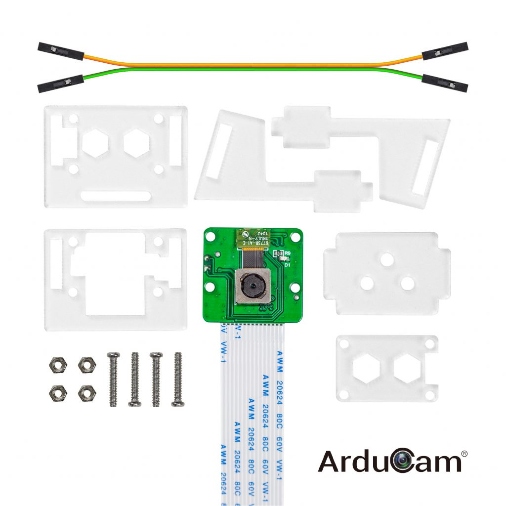 Camera Module Demonstration | Camera solutions for Raspberry Pi