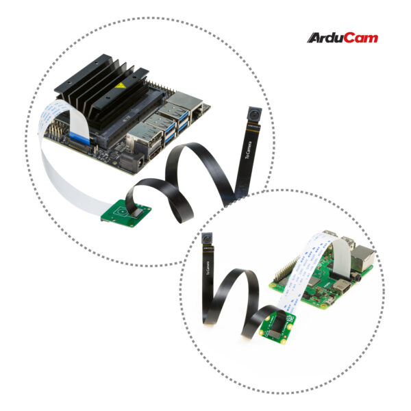 Extension Cable for Raspberry Pi Camera Module V2 5