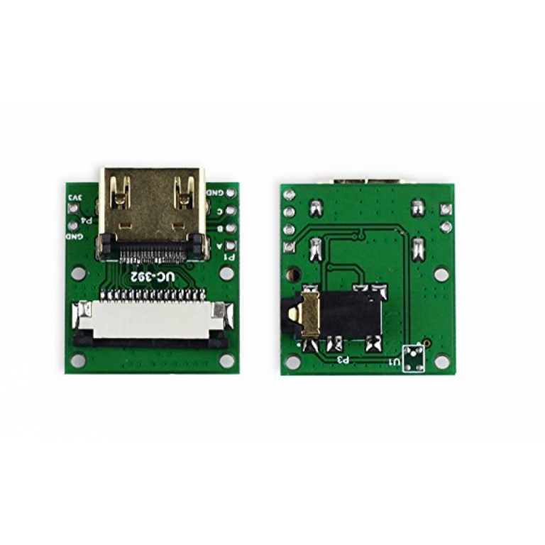 arducam b0091 csi hdmi adapter front and back