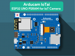 Introducing Arducam IoTai – The Ultimate IoT (Internet of Things) Board with Camera Support, Based on ESP32 and in the Shape of Arduino UNO