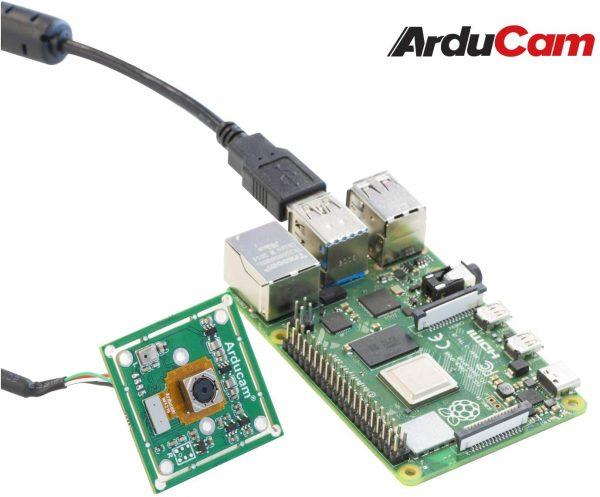 Arducam 8MP IMX219 USB2.0 Raspberry B0292(4)