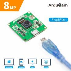 Arducam 8mp imx219 usb 2 uvc camera module compatibilities