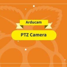 Pan-Tilt-Zoom (PTZ) Camera
