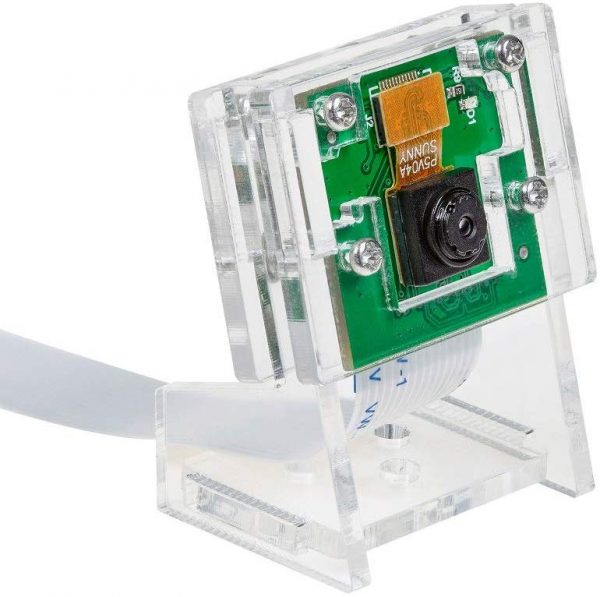 [B0033C] Arducam 5MP 1080P Camera Module with Case, for Raspberry Pi 3, 3 B+ and More B0033C 1-3
