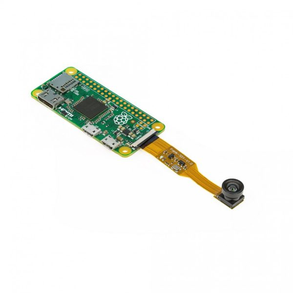 B006605 1-2 B006605 1-3 Arducam for Raspberry Pi Zero Camera Module Wide Angle 160°, 14 Inch 5MP OV5647 Spy Camera with Flex Cable for Pi Zero and Pi Compute Module