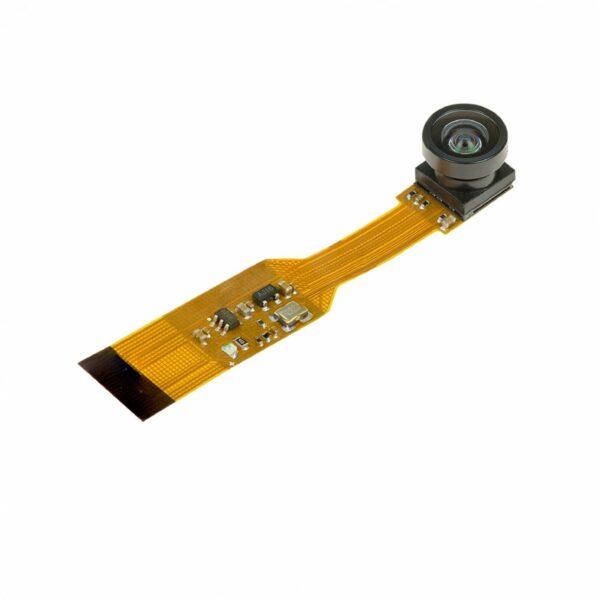 B006605 1-3 Arducam for Raspberry Pi Zero Camera Module Wide Angle 160°, 1/4 Inch 5MP OV5647 Spy Camera with Flex Cable for Pi Zero and Pi Compute Module