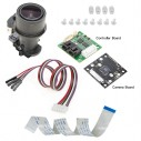 B01678MP 1-1B01678MP Arducam 8MP Pan Tilt Zoom PTZ Camera for Raspberry Pi B01675MP 1-3
