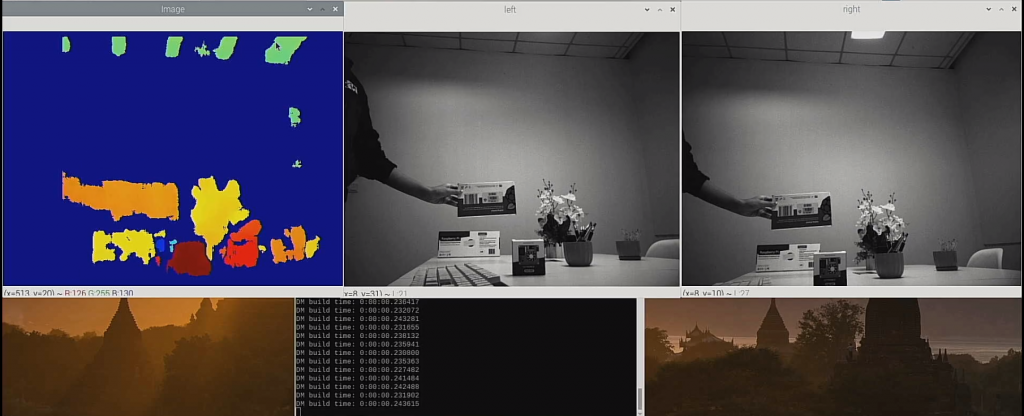 Real-Time-Depth-Map-Using-Video-Result
