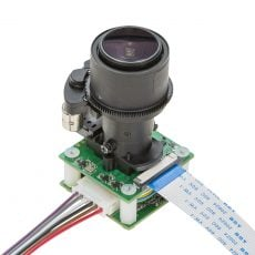 Arducam 8MP Pan Tilt Zoom PTZ Camera for Raspberry Pi