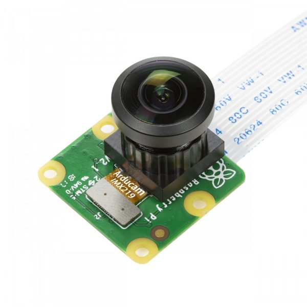 IMX 219 Standalone Module Installed on the official Raspberry Pi camera Module