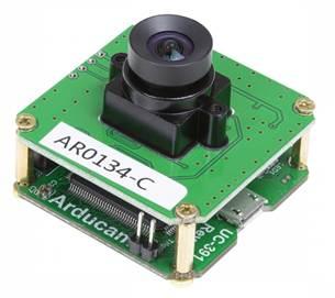 dvp camera interface example