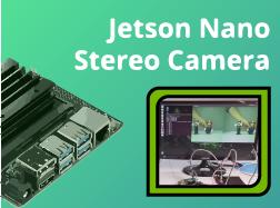 Stereo Camera on Nvidia Jetson Nano
