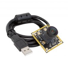 wide angle low light spy usb camera module