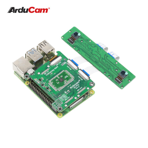Arducam 8MP Stereo Camera B0195S8MP new 3