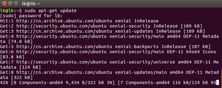 UVC v4l utils sudo apt get update