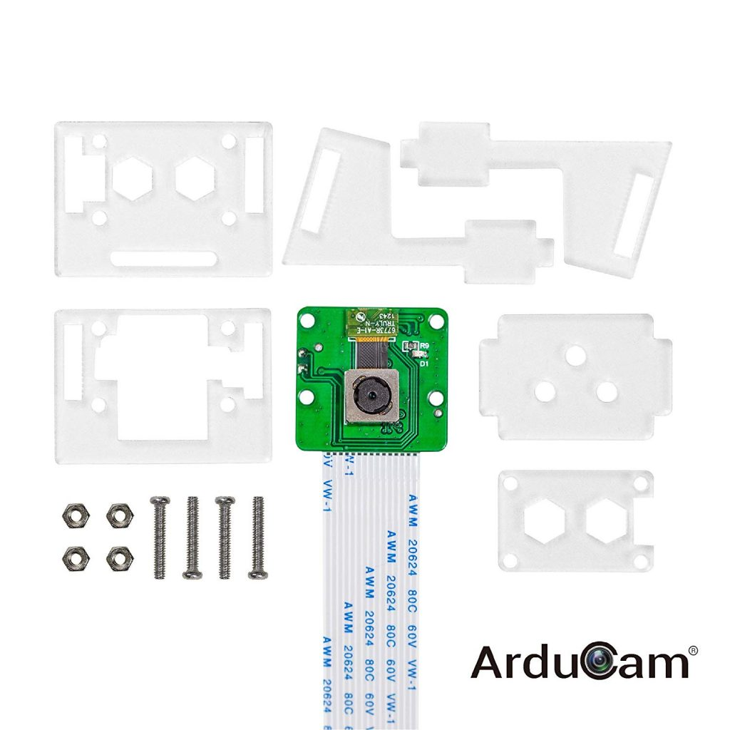 motorized auto focus raspberry pi camera packing list