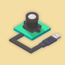 UVC USB Camera Module